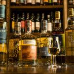 Whisky kanadyjska i francuska